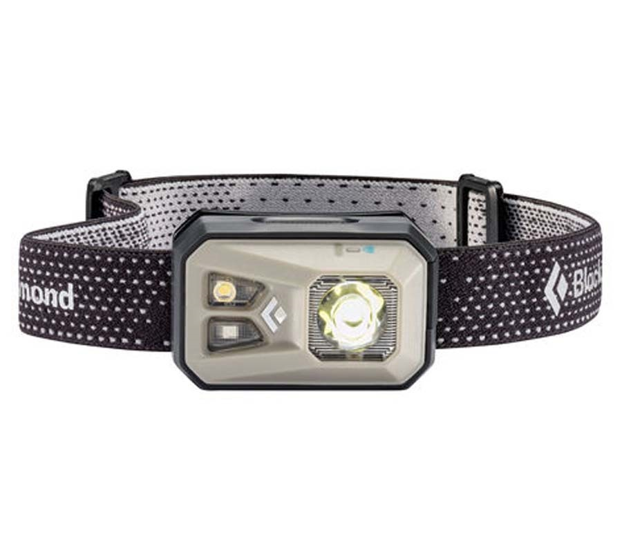 Black Diamond ReVolt Headlamp, 300 Lm, Nickel