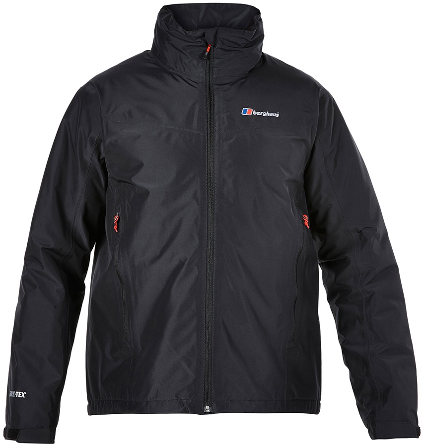 Berghaus Thunder Hydroloft GORE-TEX 2L Insulated Jacket, L, Black