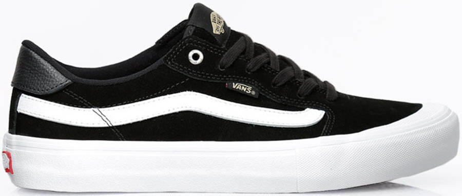 Vans Style 112 Pro Skate Shoes, UK 10 Black/White/Khaki