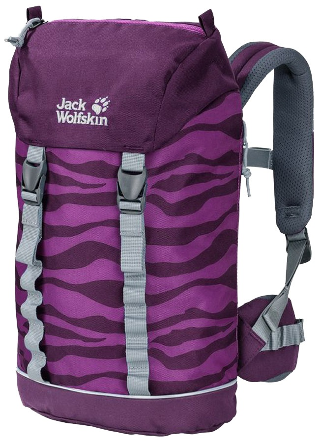 Jack Wolfskin Jungle Gym Kid's Backpack: 10L, Butterfly