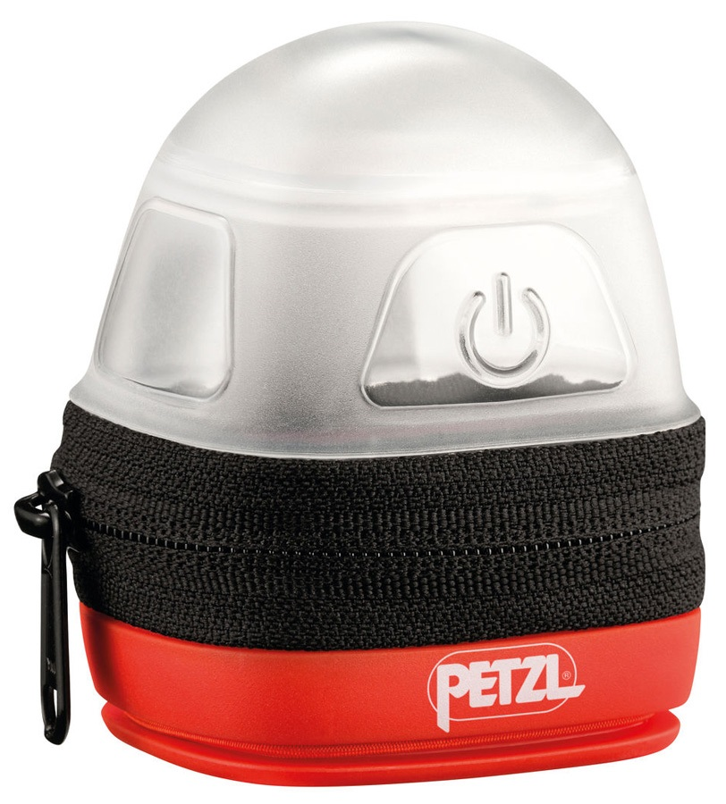 Petzl Noctilight Headlamp Pouch, OS Red, Black