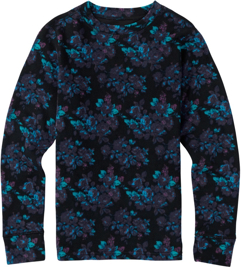 Burton Youth 1st Layer Fleece Set, M Pop Floral