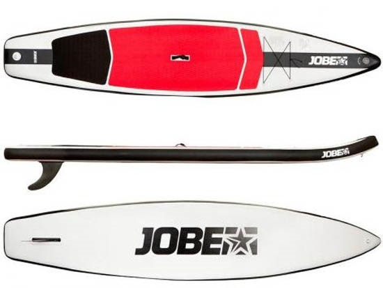 Jobe Aero Race ISUP Paddleboard and Bag, 12'6""