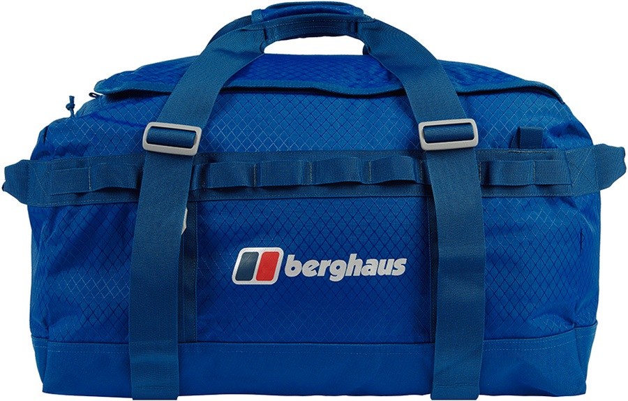 Berghaus Expedition Mule Holdall Luggage Bag, 60L Deep Water