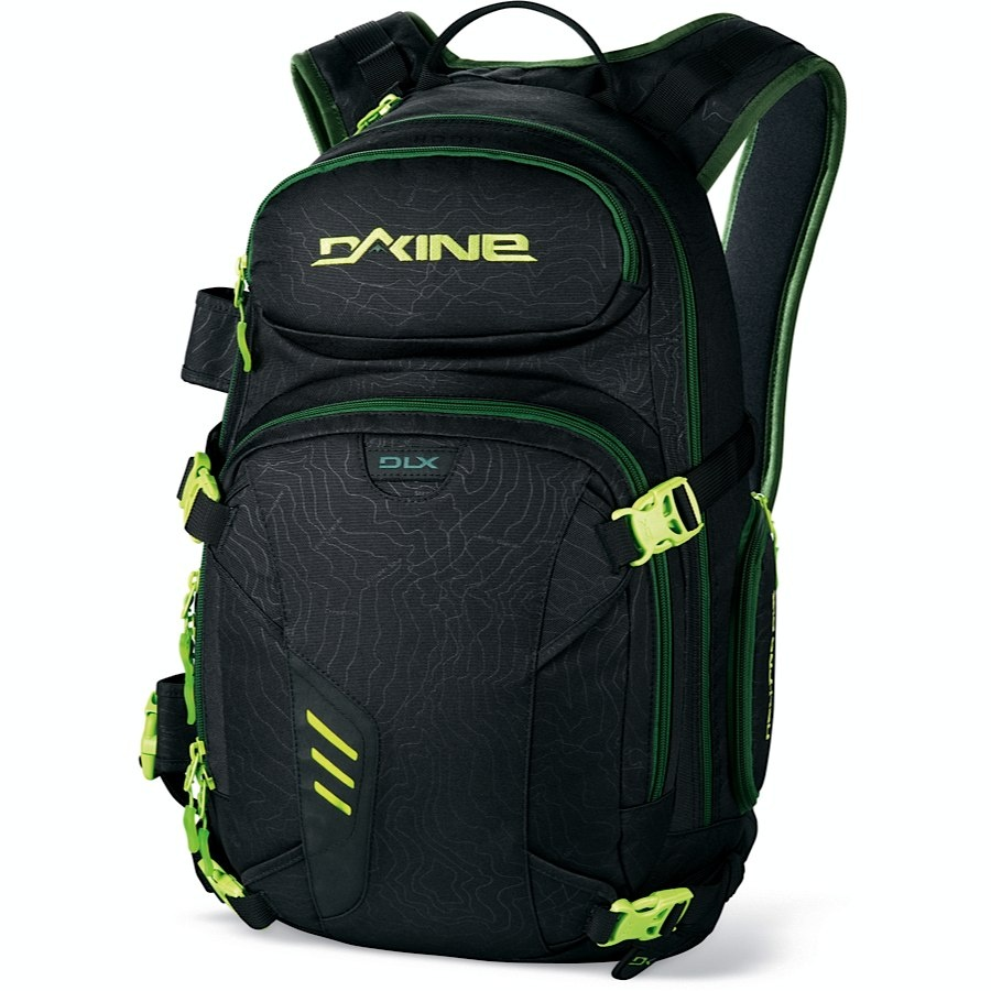 search for official great deals on fashion clear and distinctive Dakine Heli Pro DLX Ski Snowboard Backpack, 20L, Hood