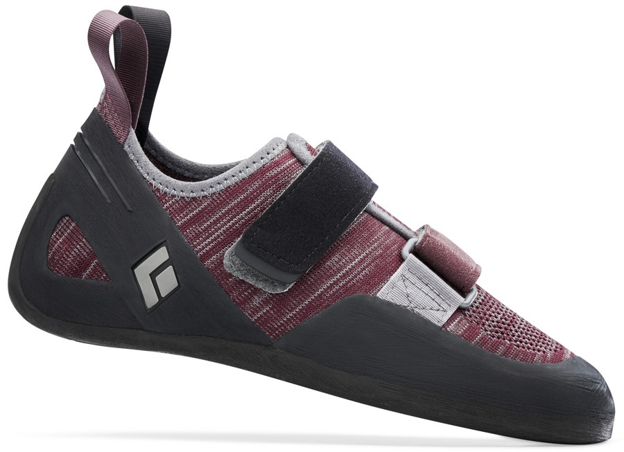 Black Diamond Momentum Women's Rock Climbing Shoe - UK 5, Merlot