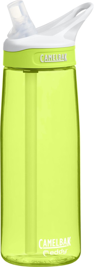 Camelbak Eddy Spill-Proof Water Bottle, 750ml Limeade