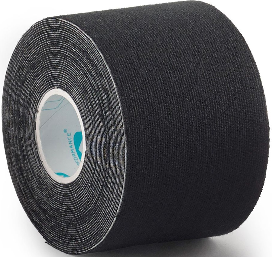 Ultimate Performance Kinesiology Tape, 50mm X 5m Black