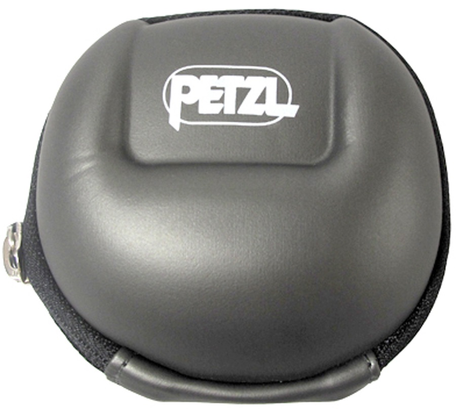 Petzl Tikka 2 Pouch Protective Headtorch Travel Bag, Grey