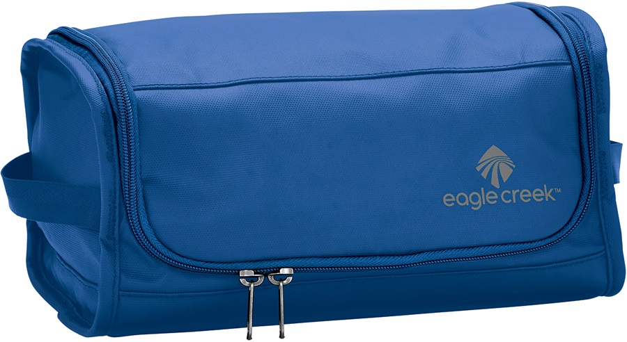 Eagle Creek Pack-It™ Bi-Tech Trip Kit Travel Toiletry Kit, 4.5L Blue