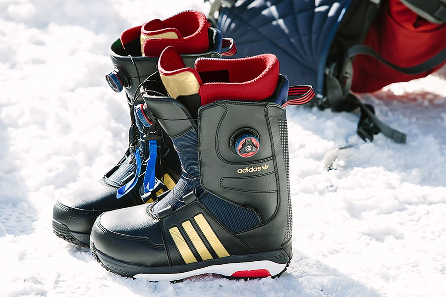 check out dd326 d8e5b Adidas Acerra ADV Snowboard Boots, UK 10 2018. Zoom