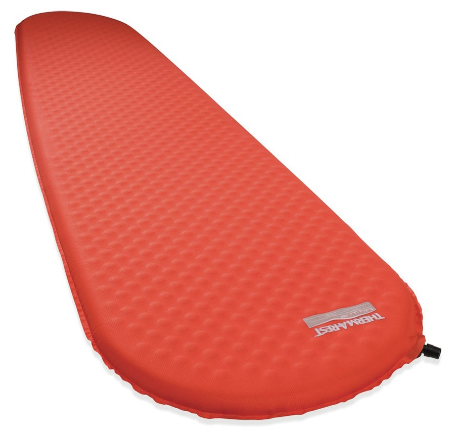 Therm-a-Rest ProLite Plus Mattress Self Inflating Airbed, Regular Red