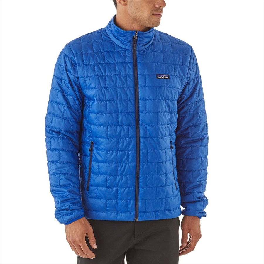 Patagonia Nano Puff Jacket Prima Loft Insulated Xl Viking