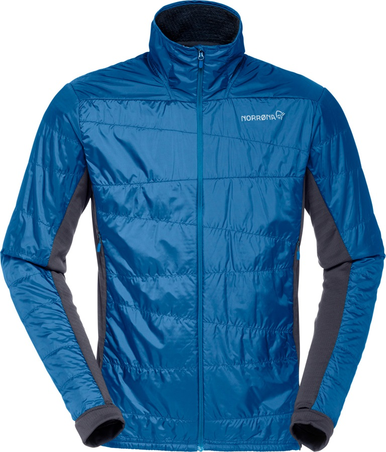 Norrona Falketind Alpha 60 Insulated Jacket L Denimite