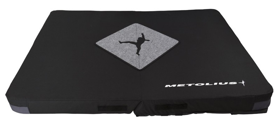 Metolius Session Bouldering Pad 91.4x121.9x10.2cm Black/Grey