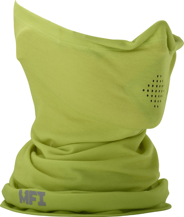 Anon LT Neckwarmer Anon MFI Only Kid's MFI Facemask, Yellow