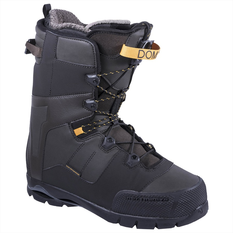 Northwave Domain SL Snowboard Boots, UK 10 Brown 2019