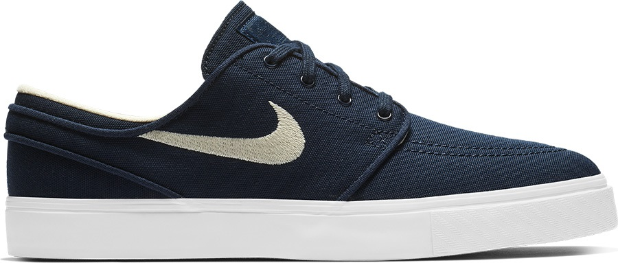 factory authentic 37b9c 410bc Nike SB Zoom Stefan Janoski Canvas Men s Skate Shoes, UK 7 Obsidian. Zoom