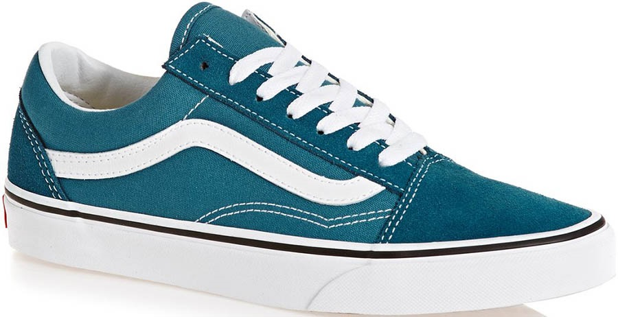 cad906061f Vans Old Skool Skate Shoes