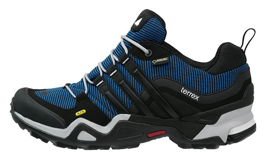 Men's Uk 5 X Shoes Fast Blue Adidas Terrex Gtx 8 Approachwalking IqZH7H