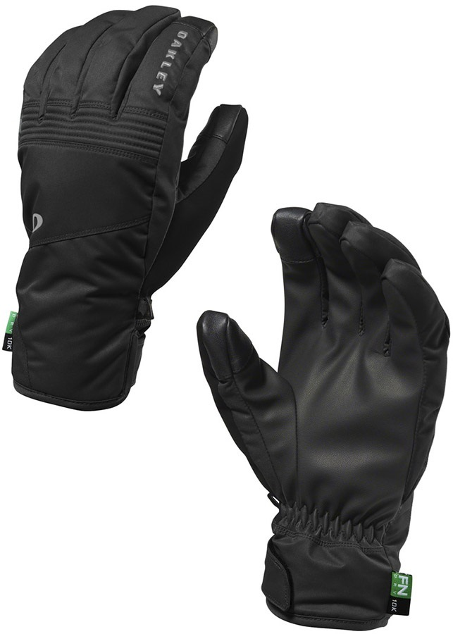 d4e80468ed Oakley Roundhouse Short Ski Snowboard Gloves M Blackout