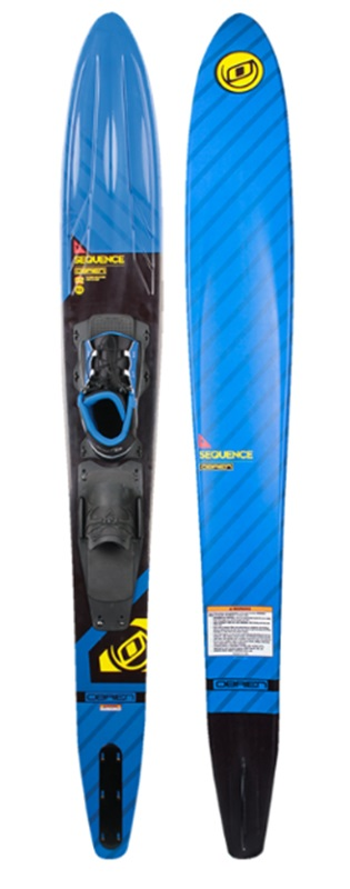 O'Brien Sequence Slalom Waterski, 69"