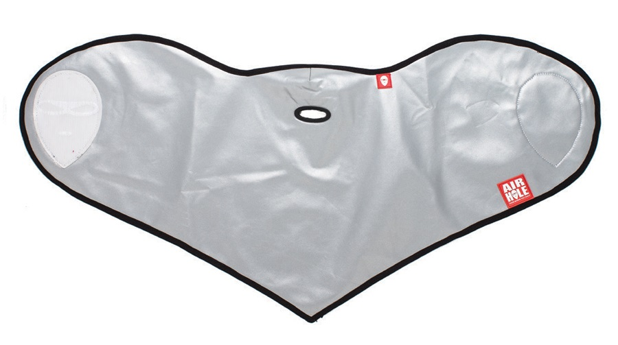 Airhole Standard Ergo Face Mask, L/XL, Reflect