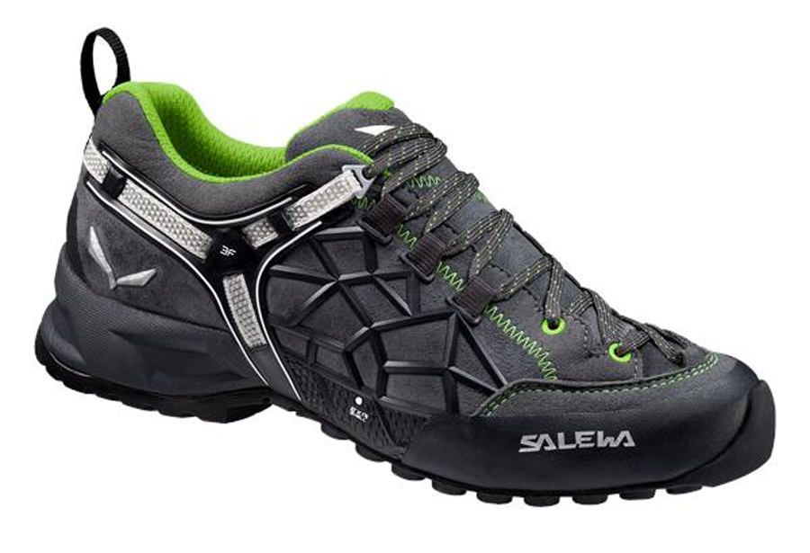 Salewa Wildfire Pro Unisex Approach/Walking Shoes, UK 11.5 Carbon
