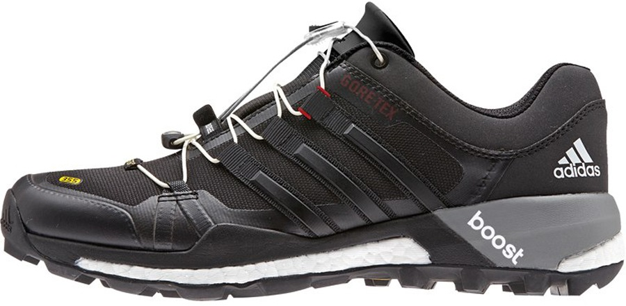 4862d2d66355 Adidas Terrex Skychaser GTX Men s GoreTex Trail Shoes UK 9.5 Black