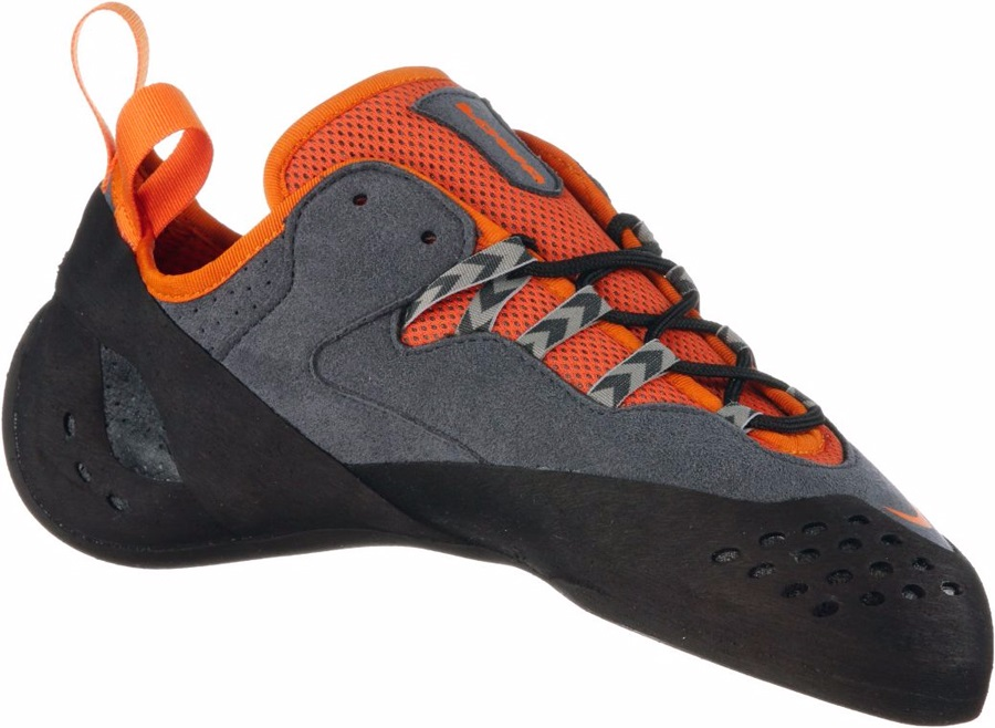 Lowa Falco Lacing Unisex Rock Climbing Shoe UK 5 Orange