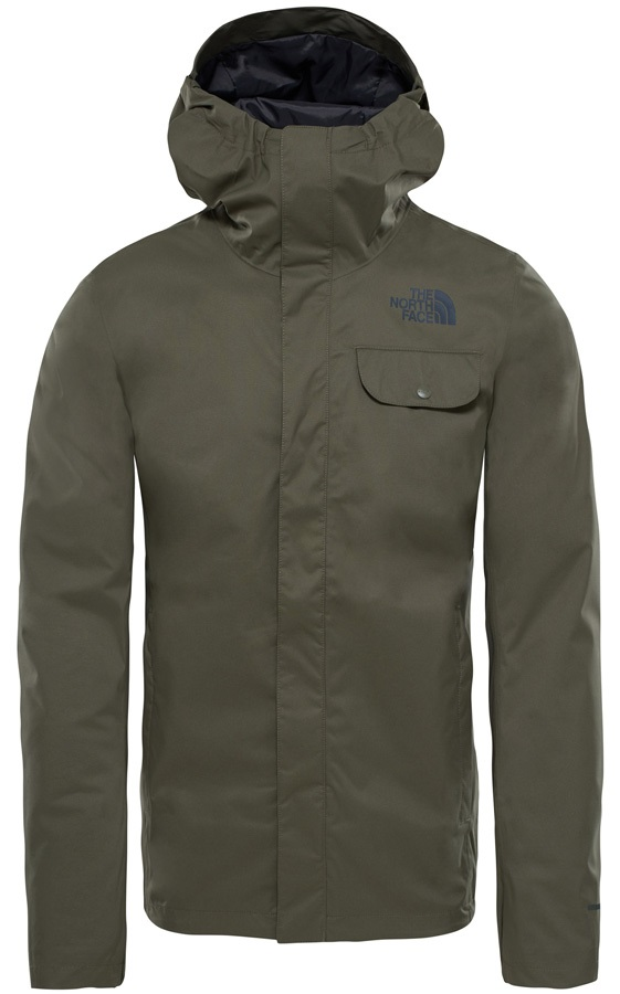 The North Face Tanken Waterproof Jacket, M Grape Leaf