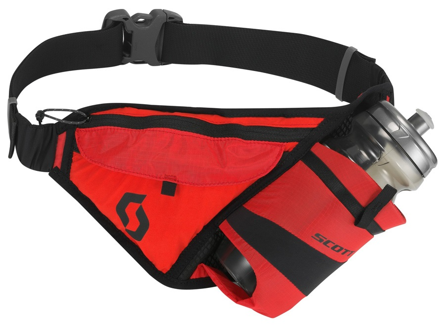 Scott Trail TR' Belt Running Belt, 1.5L Fiery Red