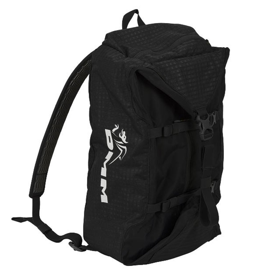 DMM Classic Rock Climbing Rope Bag, Black