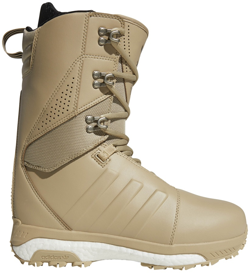 finest selection 643c3 16554 Adidas Tactical ADV Snowboard Boots, UK 11 Raw GoldFTWR White 2019