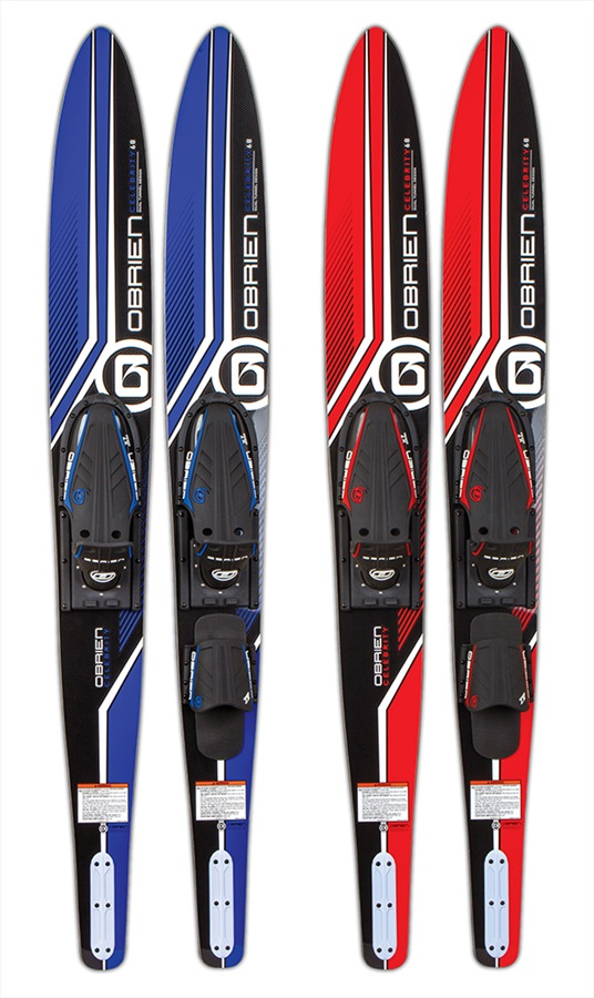 "O'Brien Celebrity Performance Combo Waterski, 68"" / 172cm Red 2019"