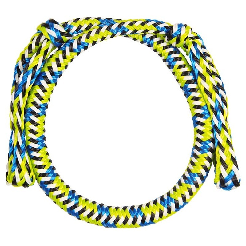 Jobe Bungee Tube Rope Impact Absorbing Extension, 3ft Blue Multi 2019