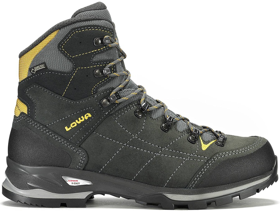 Leather and Synthetic Hiking Boots 74ba95629f0