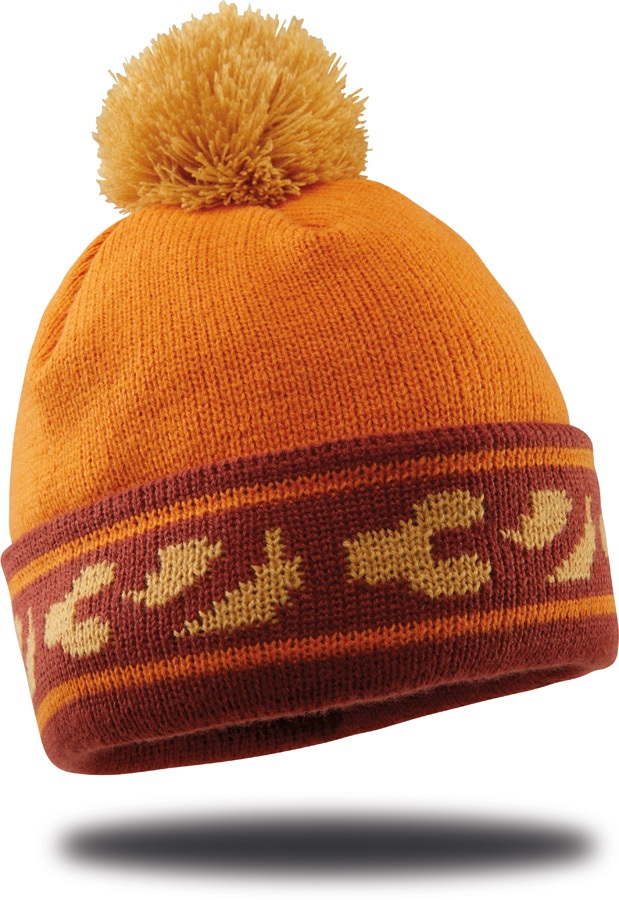 thirtytwo Factory Ski/Snowboard Beanie, Burnt Orange