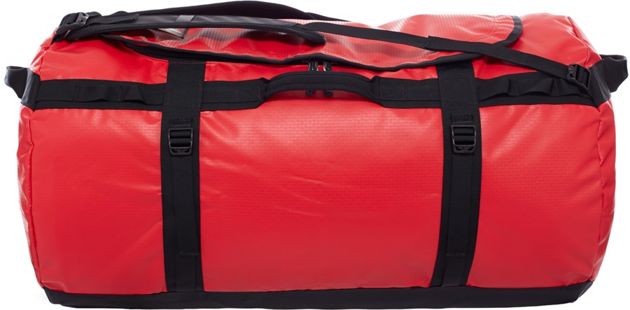 c663cd887851 The North Face Base Camp Duffel Travel Bag, XXL TNF Red TNF Black