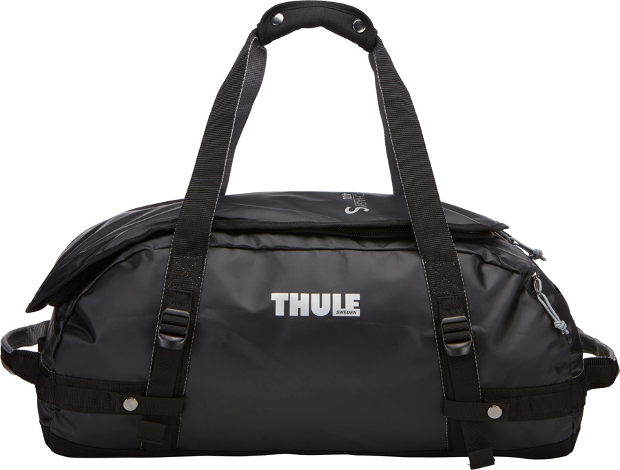 Thule Chasm Duffel Travel Bag 40L Black