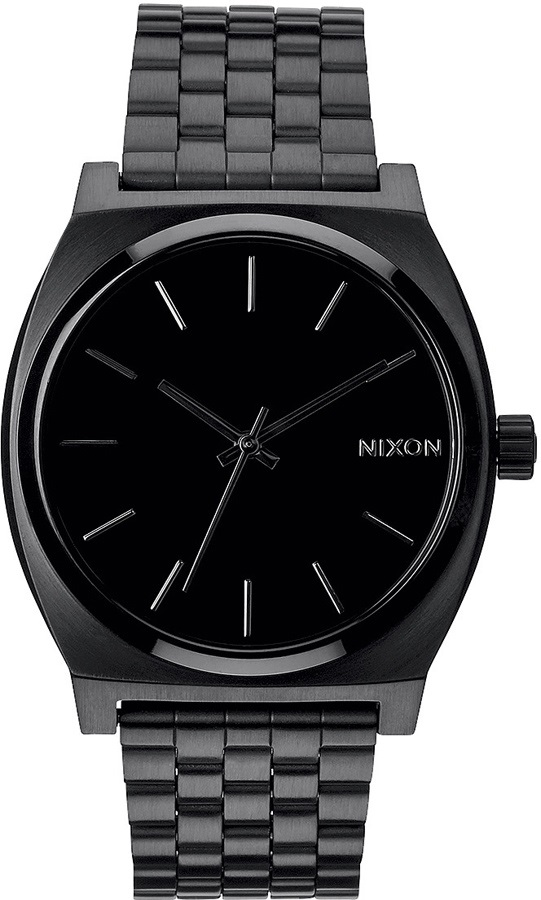 Nixon Time Teller Men's Watch All Black