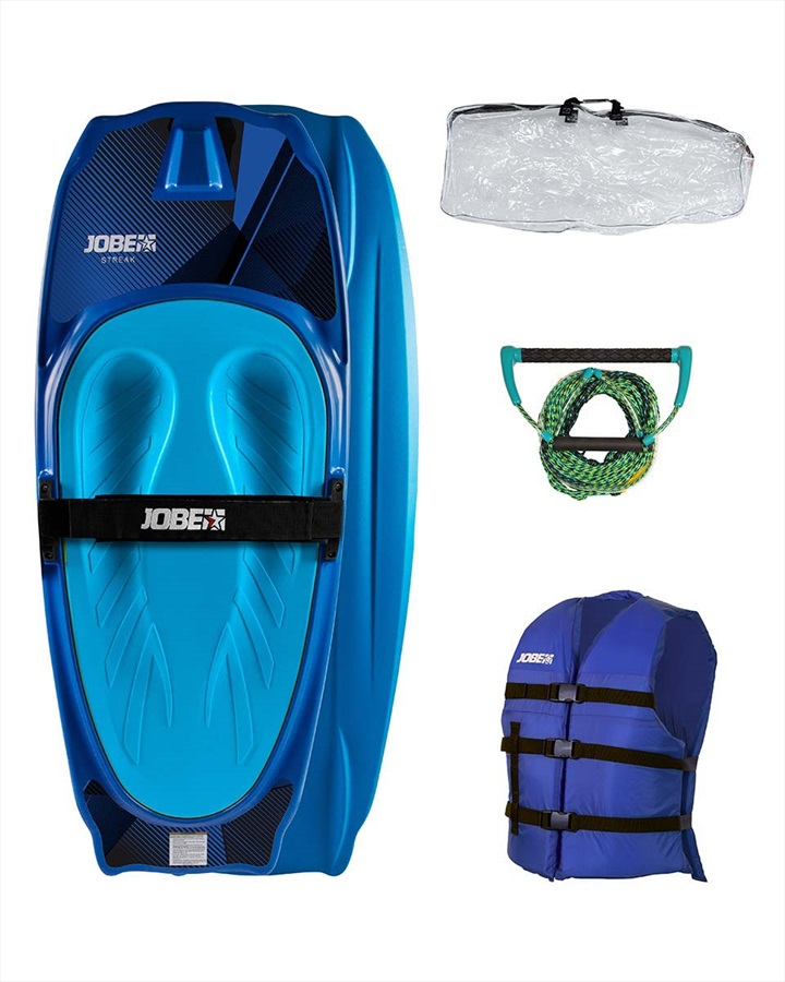 Jobe Streak Performance Kneeboard Package, Blue