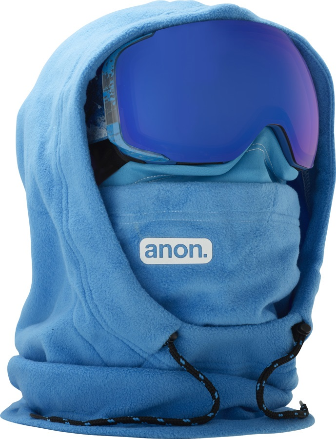 Anon XL Hooded Clava Anon MFI Only MFI Facemask, Large Fit Blue