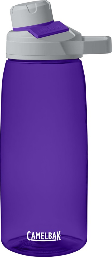 Camelbak Chute Mag Water Bottle With Magnetic Cap, 1L Iris