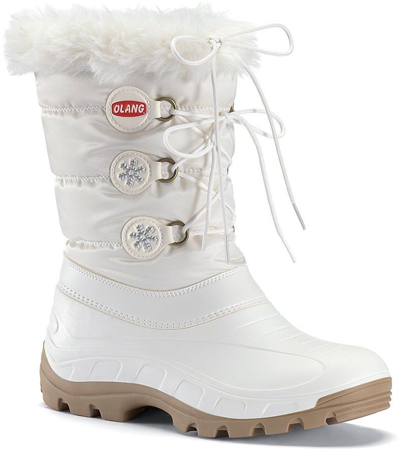 809c677a33db Olang Patty Winter Snow Boots UK 4 5 White