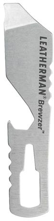 Leatherman Brewzer LTX1 Pocket Tool, Stainless Steel