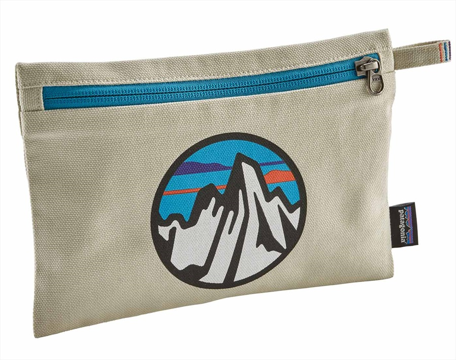 Patagonia Zipperd Pouch, OS Bleached Stone