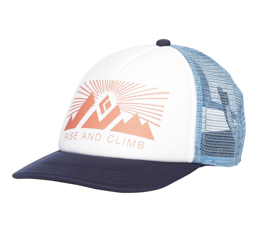 35dfb3f380869 Black Diamond Rise and Climb Women s Trucker Hat