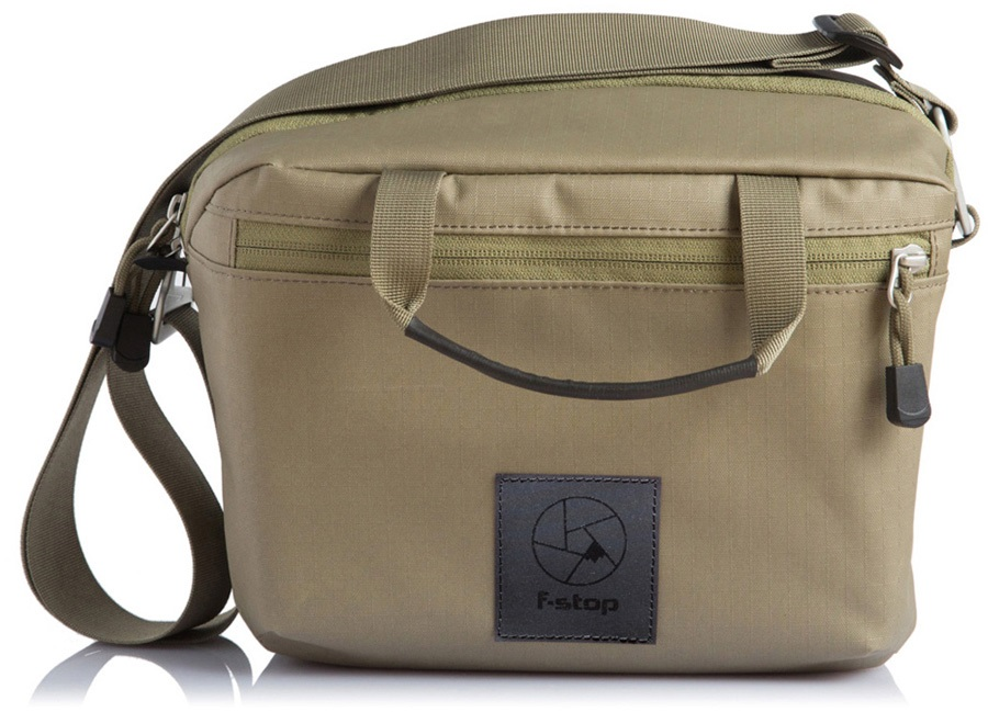 F-Stop Kalamaja Photography Shoulder Bag, 21 Litres Aloe