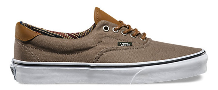 Vans Era 59 Skate Shoes Uk 7 Walnut Geo Weave aa36873aa